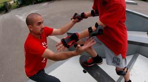 Skateboarding-Paris-Private skateboarding lesson in Paris, 3rd district-4