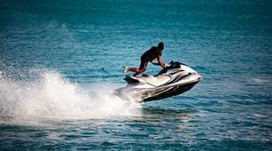 Moto de Agua-Benidorm-Excursión en Jet Ski por la costa de Benidorm-1