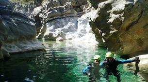 Canyoning-Alta Garrotxa-Canyon Familial à Saint Aniol dans l'Alta Garrotxa-6