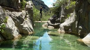 Canyoning-Alta Garrotxa-Canyon Familial à Saint Aniol dans l'Alta Garrotxa-3