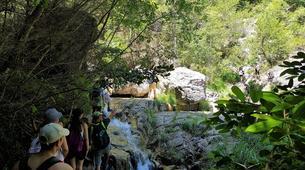 Hiking / Trekking-Mount Olympus-Hike and dive in Orlias Waterfalls, Mount Olympus-6