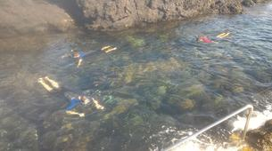 Snorkeling-Terceira-Snorkeling in Terceira, Azores. Shore experience-2