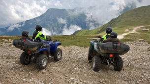 Quad biking-Andorra-Smuggler's Route Quad Biking Tour in Andorra-2