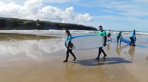 Surfing-Bundoran-Surfing lessons in Bundoran, Donegal-1