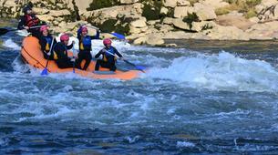 Rafting-Melgaço-Rafting in Rio Minho with Alvarinho Wine Toast-2