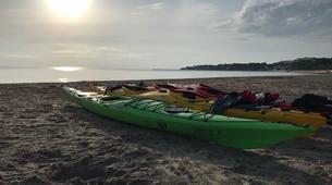 Kayaking-Dénia-Kayaking excursion in Les Rotes, Denia-1
