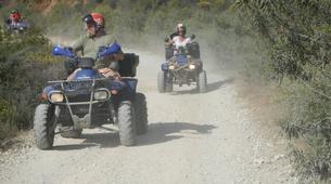 Quad biking-Marbella-Quad Bike Tour in Sierra de las Nieves Natural Park, near Marbella-2