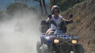 Quad biking-Marbella-Quad Bike Tour in Sierra de las Nieves Natural Park, near Marbella-5