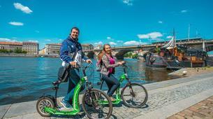 Scooter-Prague-E-Scooter tour through Prague and surrounding-1