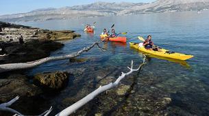 Sea Kayaking-Brač-Sea Kayaking Excursion to Lovrečina-4