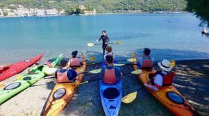 Sea Kayaking-Epidaurus-Sea Kayaking excursion to the sunken city of Epidaurus-3