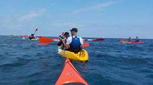Kayaking-Dénia-Kayaking excursion in Les Rotes, Denia-2