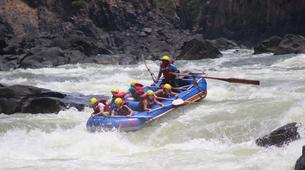 Rafting-Livingstone-White Water Rafting on the Zambezi River with locals-5