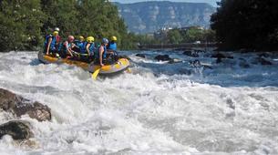 Rafting-Geneva-Rafting excursion on the Arve River near Geneva-1