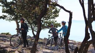 Mountain bike-Brač-Summit to Sea MTB Tour in Brač-3