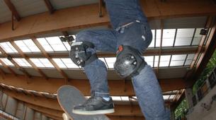 Skateboarding-Paris-Private skateboarding lesson in Paris, 3rd district-3
