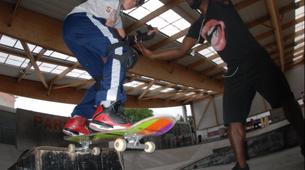 Skateboarding-Paris-Private skateboarding lesson in Paris, 3rd district-2