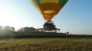 Hot Air Ballooning-Barcelona-Hot air ballooning over Catalonia-2