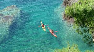Kayak de mer-Dubrovnik-Sea Kayaking Tour of Koločep Island near Dubrovnik-1