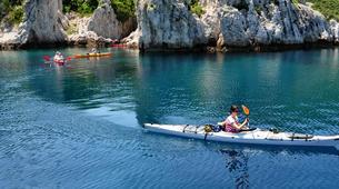 Kayak de mer-Dubrovnik-Sea Kayaking Tour of Koločep Island near Dubrovnik-5