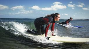 Surfing-Sligo-Beginner Surfing Lessons in Strandhill, Sligo-5