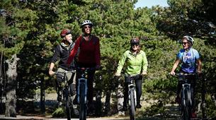 Mountain bike-Brač-Summit to Sea MTB Tour in Brač-5