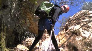 Canyoning-Costa del Sol-Canyoning on the Guadalmina River near Marbella-4