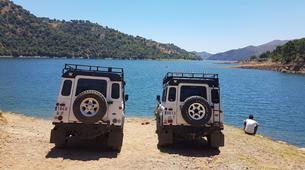 4x4-Sierra de las Nieves Natural Park-Jeep Safari excursion in Sierra de las Nieves Natural Park, near Marbella-1