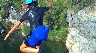 Canyoning-Costa del Sol-Canyoning on the Guadalmina River near Marbella-1