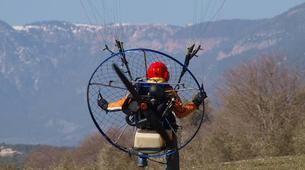 Paragliding-Province of Lleida-Tandem paragliding in Alt Urgell, Lleida-3