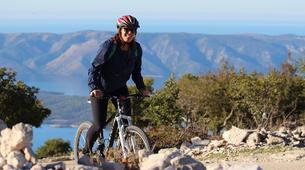 Mountain bike-Brač-Summit to Sea MTB Tour in Brač-2