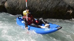 Rafting-Samoëns, Le Grand Massif-Descente en Air-Boat du Giffre à Samoens-1