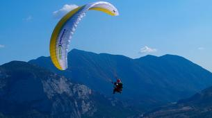 Paragliding-Province of Lleida-Tandem paragliding in Alt Urgell, Lleida-1