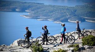 Mountain bike-Brač-Summit to Sea MTB Tour in Brač-1