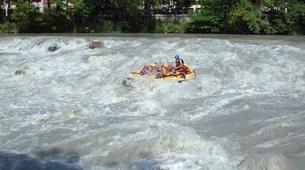 Rafting-Geneva-Rafting excursion on the Arve River near Geneva-3