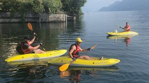 Canoë-kayak-Lac de Côme-Kayak Rental on Lake Como-3