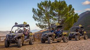 Quad biking-Marbella-Off-road buggy excursion in Marbella-6