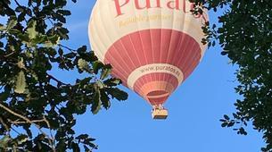 Hot Air Ballooning-Barcelona-Hot Air Balloon Ride in Vic near Barcelona-3