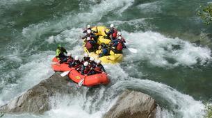 Rafting-Llavorsí-Rafting on the Noguera Pallaresa River in Catalonia-1