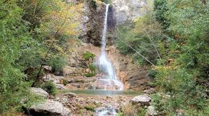Hiking / Trekking-Mount Olympus-Hike and dive in Orlias Waterfalls, Mount Olympus-1