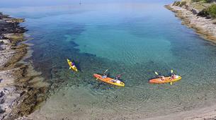 Sea Kayaking-Brač-Sea Kayaking Excursion to Lovrečina-6