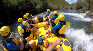 Rafting-Omis-Unique Rafting Experience on the Cetina River, near Omis-7