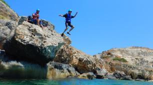 Coasteering-La Canee-Coasteering in Chania, Crete-3