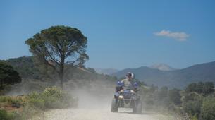 Quad biking-Marbella-Quad Bike Tour in Sierra de las Nieves Natural Park, near Marbella-3