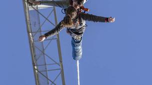 Saut à l'élastique-Barcelone-Le plus haut saut à l'élastique d'Espagne (70 m), près de Barcelone-4
