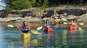 Sea Kayaking-Brač-Sea Kayaking Excursion to Lovrečina-3