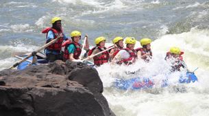 Rafting-Livingstone-White Water Rafting on the Zambezi River with locals-2