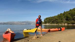 Sea Kayaking-Brač-Sea Kayaking Excursion to Lovrečina-5