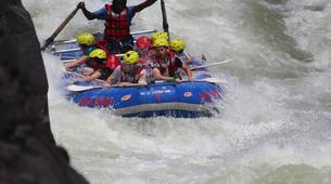 Rafting-Livingstone-White Water Rafting on the Zambezi River with locals-7