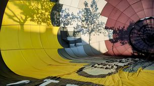 Hot Air Ballooning-Barcelona-Hot air balloon flights near Montserrat from Barcelona-4